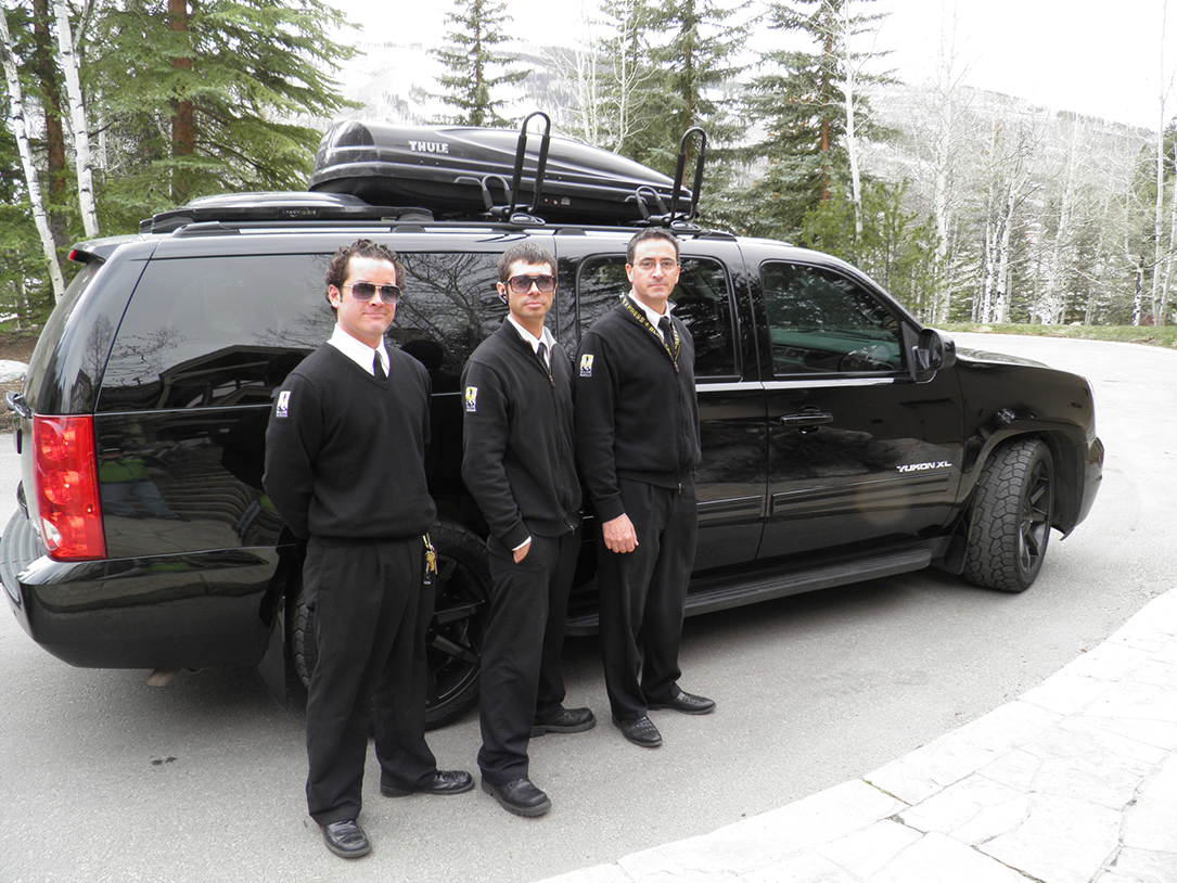 chauffeured limo transportation vail