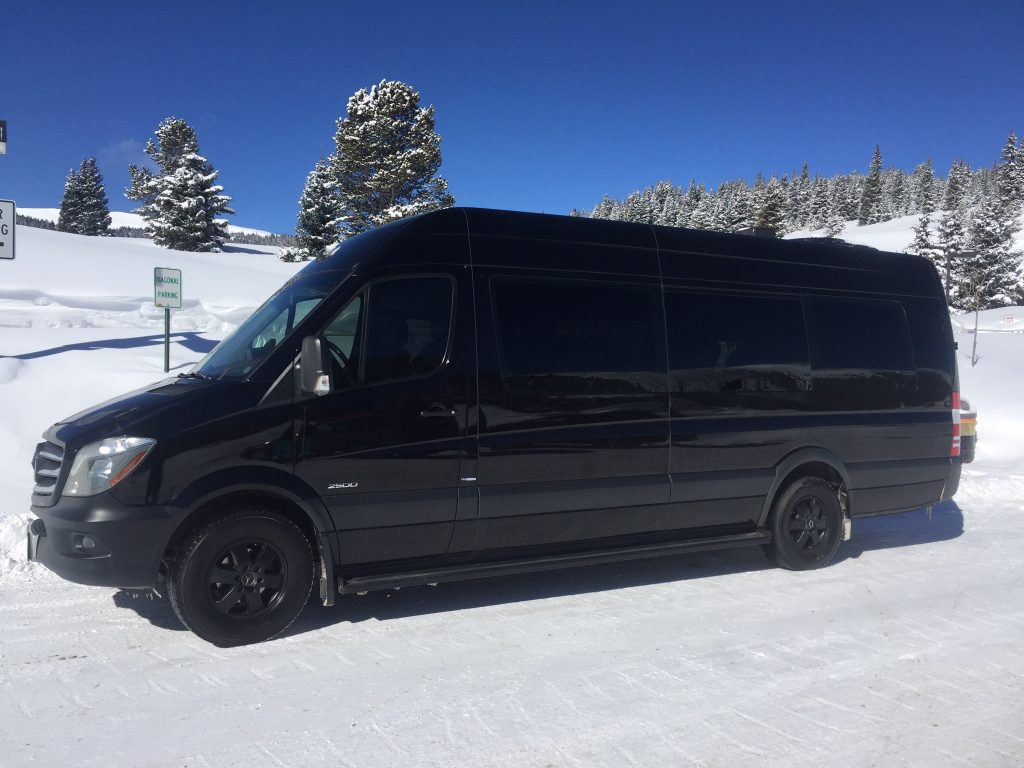 LUXURY SPRINTER