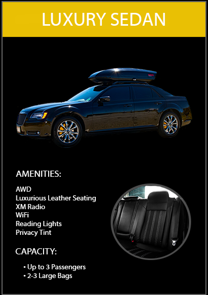 sedan limo vail colorado