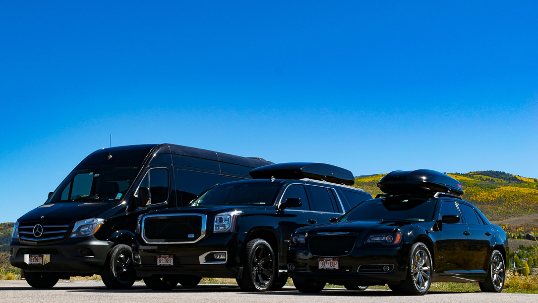 limo in vail, beaver creek, aspen