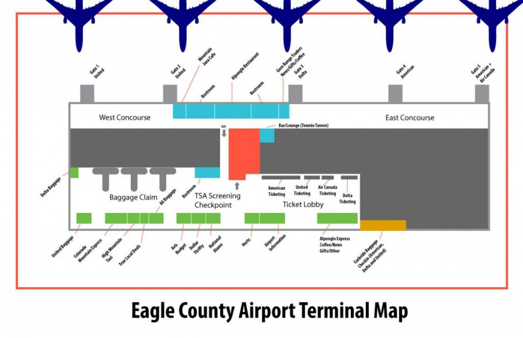 eagle airport limo transportation