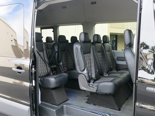 luxury van limo vail co