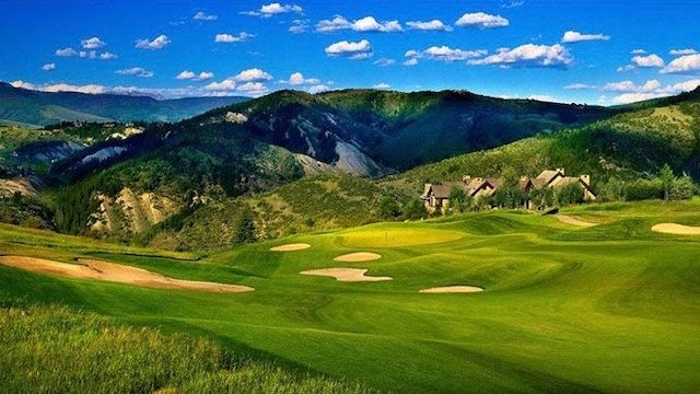golf courses vail