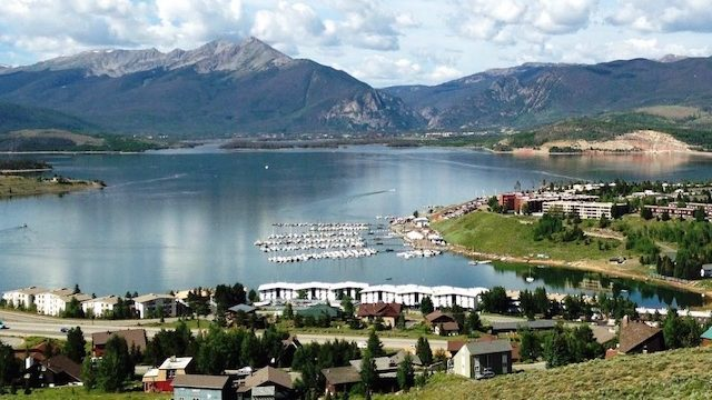 lake dillon sailing