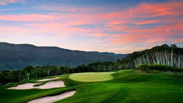 vail golf tours