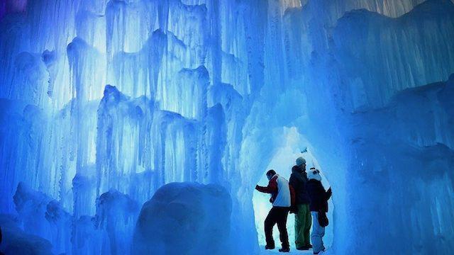 dillon ice castle tour