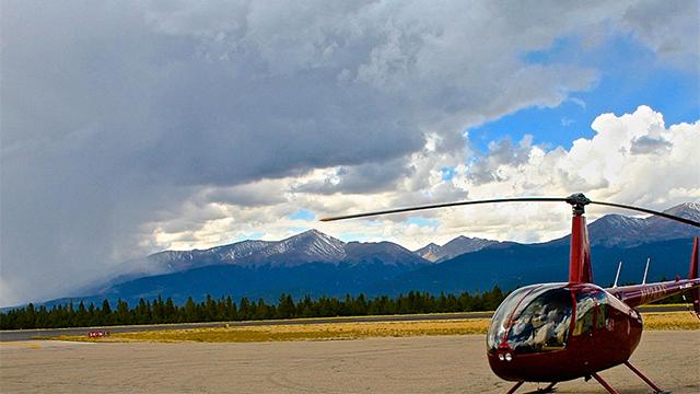 colorado helicopter tour
